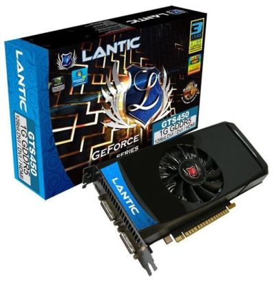 Lantic GeForce GTS 450