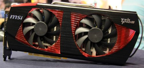 MSI GTX 480 Lightning