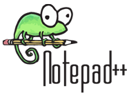 Notepad++ logo