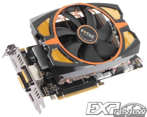 Zotac GeForce GTX 460 Extreme