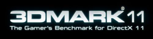 3DMark11 logo