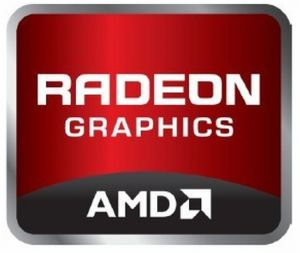 AMD Radeon graphics logo