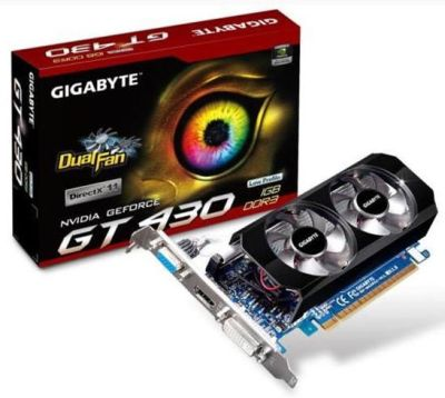 GIGABYTE GeForce GT 430