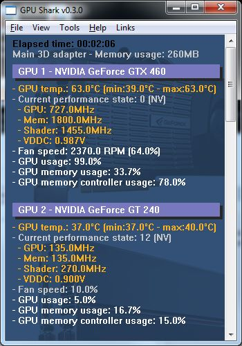 GPU Shark 0.3.0