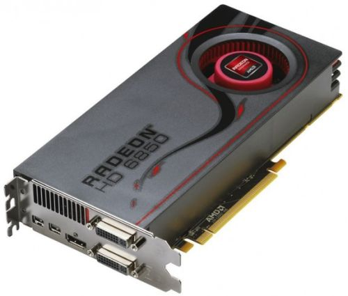 AMD Radeon HD 6850