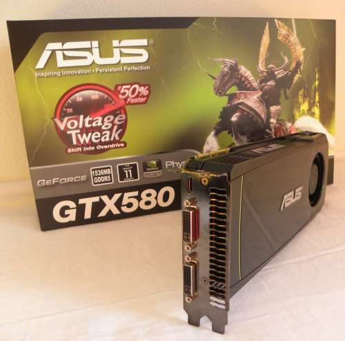 ASUS ENGTX580 1536MB