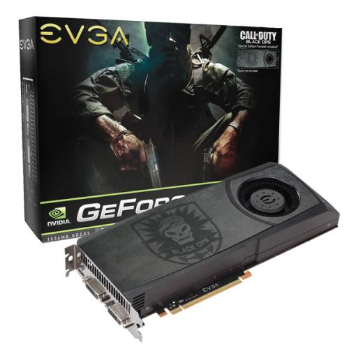 EVGA GTX 580 Call of Duty: Black Ops Edition