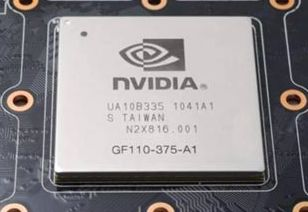 GF110 GPU