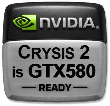 GTX 580 - Crysis 2