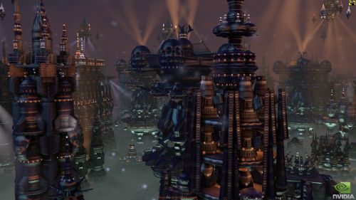 NVIDIA Endless City: GTX 580 DX11 Tech-Demo