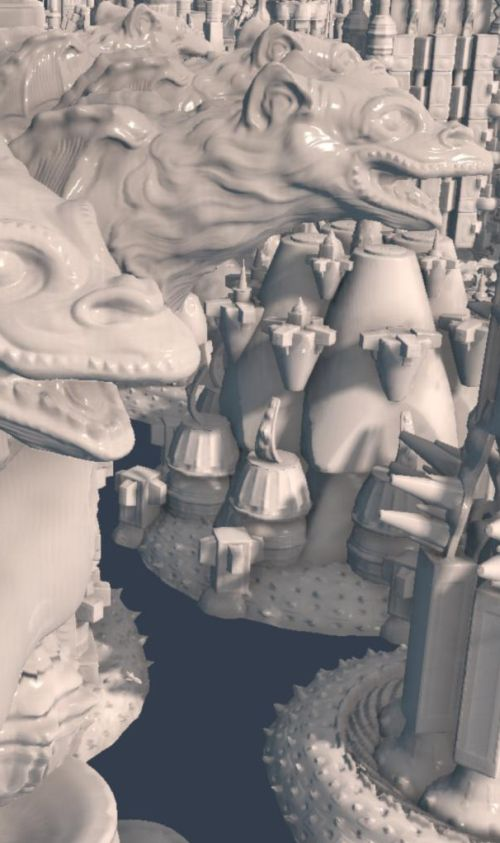 NVIDIA Endless City: GTX 580 DX11 Tech-Demo