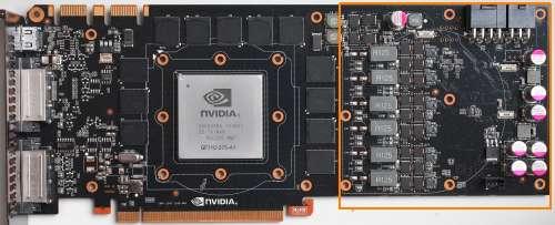 GTX 580 PCB