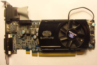 Radeon HD 5550 Rebranded in Radeon HD 6390 for Russian Market