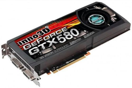 Inno3D GTX 580