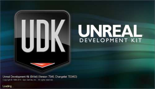 Unreal Development Kit (UDK) November 2010