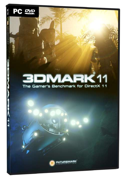 3DMARK11: New Gamer's Benchmark for DirectX 11 is There (+