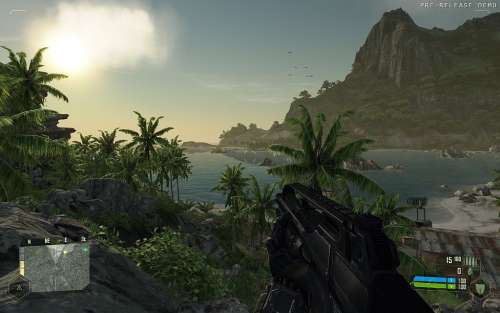 Crysis, DirectX 10