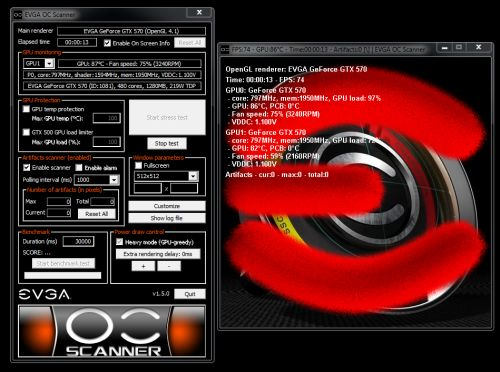 EVGA OC Scanner 1.5.0