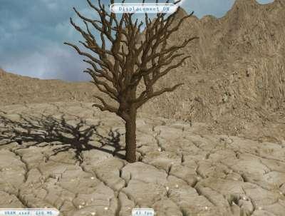 OpenGL 2 - GluxMark2