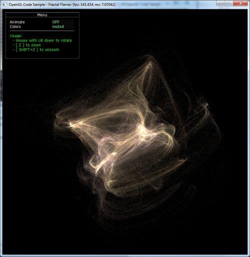 OpenGL 3 demo