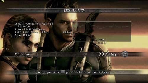 Resident Evil 5, Sapphire Radeon HD 6870