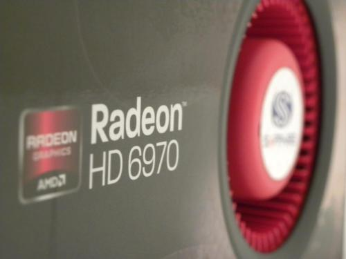 SAPPHIRE Radeon HD 6970 2048MB GDDR5