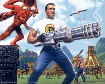 Serious Sam 3