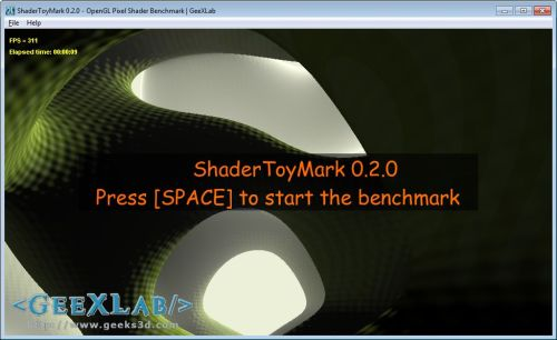 ShaderToyMark homepage - Demomakers' Benchmark - Pixel