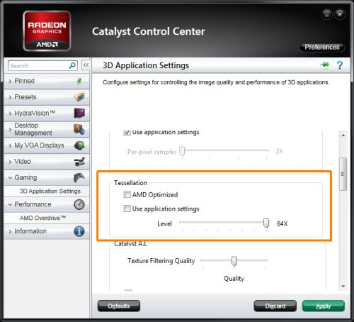 AMD Catalyst 11.1 hotfix GPU ShaderAnalyzer