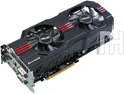 ASUS GTX 580 DirectCU II