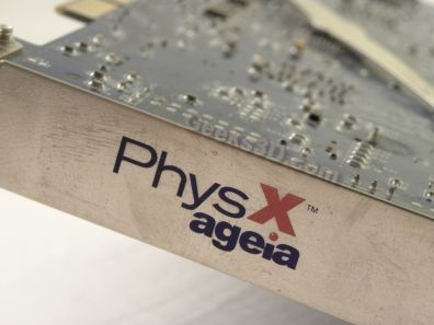 Ageia PhysX Accelerator