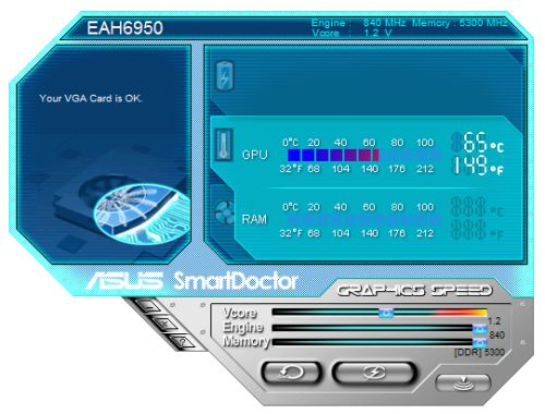 ASUS SmartDoctor 5.74