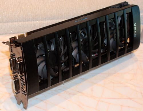 EVGA GTX 590 - Gemini project