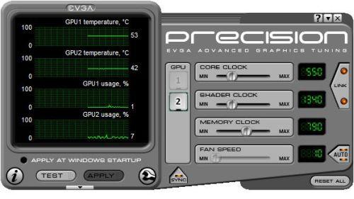 EVGA Precision 2.0.2