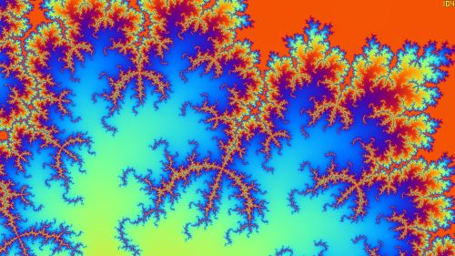 Mandelbrot 1k Demo in OpenGL