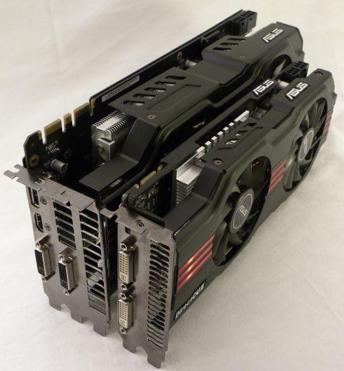 ASUS GTX 570 DirectCU II vs GTX 560 Ti DirectCU II