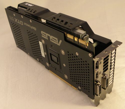 ASUS GeForce GTX 570 DirectCU II review