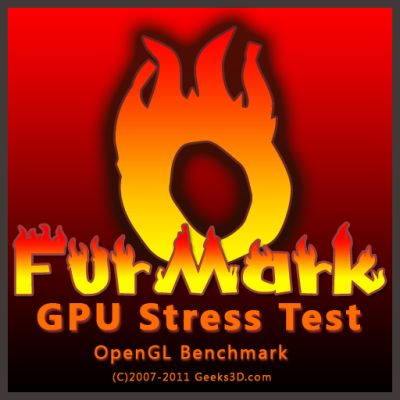 FurMark - VGA stress test / burn-in test and OpenGL benchmark