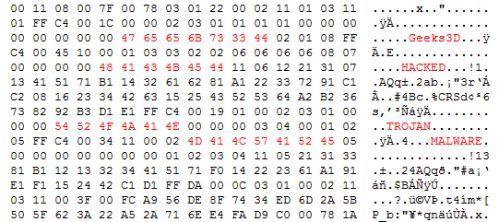 Geeks3D hacked