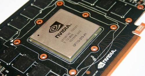 NVIDIA GF110 GPU - GTX 590