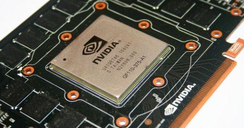 NVIDIA GF110 GPU - GTX 590