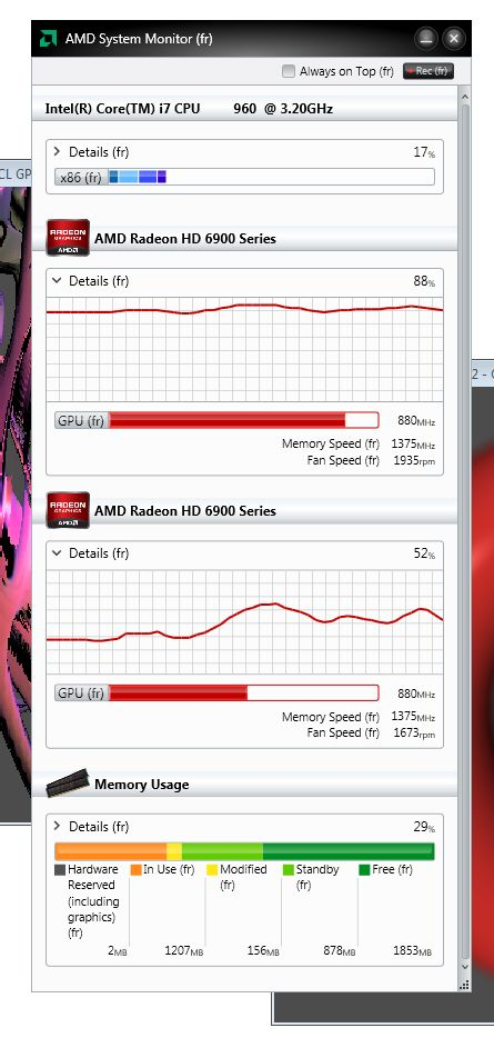 AMD System Monitor 1.0.0.2 + Radeon HD 6970