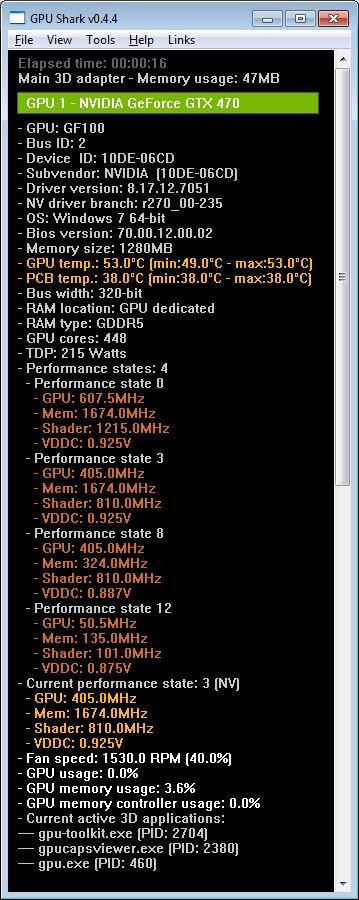 GPU Shark 0.4.4