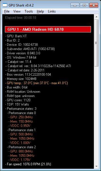 GPU Shark 0.4.2