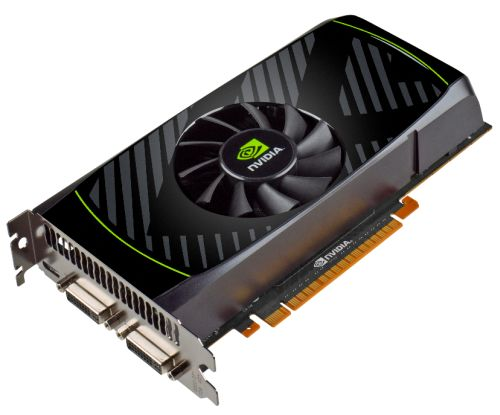 NVIDIA GeForce GTX 550 Ti - Reference board
