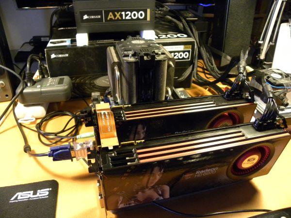Radeon HD 6970 CrossFire