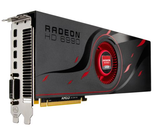 Radeon HD 6990