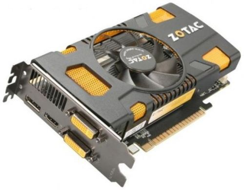 Zotac GTX 550 Ti