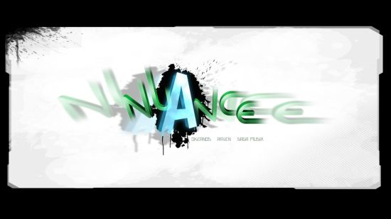 Demoscene - @party invitation 2011 by Nuance