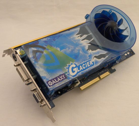 Galaxy GeForce 6800 GT